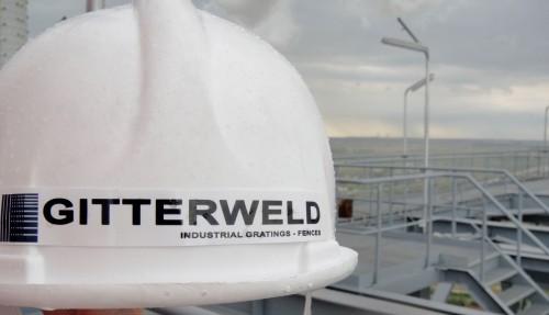 gratare metalice pentru platforme industriale
