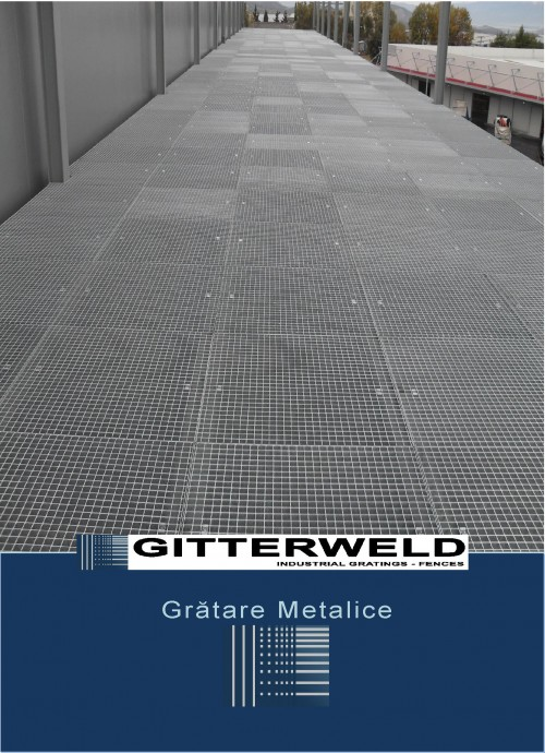 Gratare Metalice Catalog Gitterweld