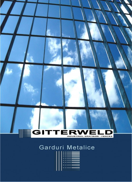 Garduri Metalice Catalog